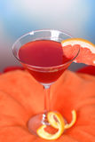 Cocktail grapefruit royalty free stock image