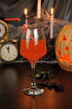 Cocktail Halloween Royalty Free Stock Photo