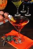 Cocktail Halloween Royalty Free Stock Photo