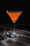 Cocktail Halloween Stock Photo