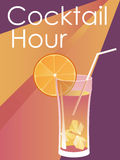 Cocktail Hour Royalty Free Stock Photos