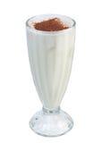 .Cocktail with icecream . Stock Photos