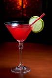 Cocktail im Stab Lizenzfreie Stockfotografie