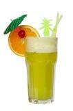 Cocktail isolado no branco Imagens de Stock