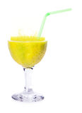Cocktail of lemon Royalty Free Stock Photography