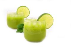 Cocktail lime Royalty Free Stock Photography
