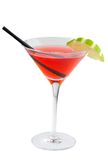 Cocktail lime Royalty Free Stock Images