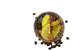 Cocktail - Long Island Iced Tea Royalty Free Stock Photos
