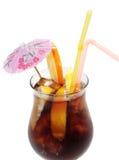 Cocktail - Long Island Iced Tea Stock Photography