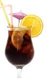 Cocktail - Long Island Iced Tea Royalty Free Stock Photo