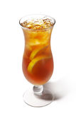 Cocktail - Long Island Iced Tea Royalty Free Stock Photo