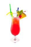Cocktail Mai Tai Royalty Free Stock Images