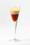 Cocktail mergulhado Foto de Stock
