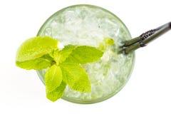 Cocktail met Kalk Stock Foto's