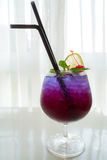 Cocktail with mint Stock Photography