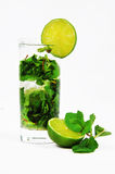 Cocktail mojito Royalty Free Stock Image