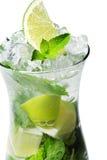 Cocktail - Mojito Royalty-vrije Stock Fotografie