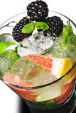 Cocktail - Mojito Royalty Free Stock Photography