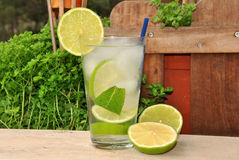 Cocktail Mojito royalty free stock image