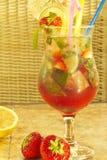Cocktail não alcoólico Imagens de Stock Royalty Free