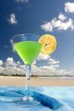Cocktail-Nahaufnahme lizenzfreies stockfoto