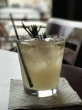 Cocktail nel pomeriggio fotografia stock libera da diritti