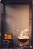 Cocktail op de bar Royalty-vrije Stock Afbeeldingen