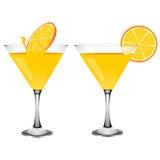 Cocktail orange Images stock