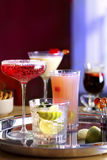 Cocktail Party royalty free stock images