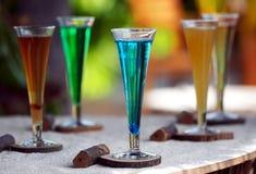 Cocktail party Royalty-vrije Stock Afbeeldingen