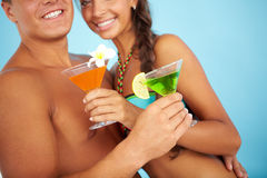 Cocktail party Royalty Free Stock Photography