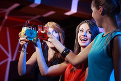 Cocktail party Royalty Free Stock Image
