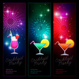 Cocktail party Stock Photos