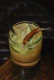 Cocktail piccante Fotografia Stock Libera da Diritti
