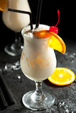 Cocktail Pina Colada Stock Image