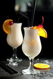 Cocktail Pina Colada Stock Photo