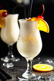 Cocktail Pina Colada Royalty Free Stock Photo