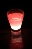 Cocktail rose Images libres de droits