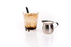 Cocktail russo bianco Fotografia Stock