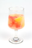 Cocktail sain d'agrumes Image stock