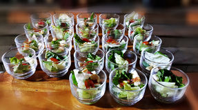Cocktail sala Stockbild