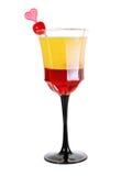 Cocktail-Sammlung - blutendes Herz Lizenzfreie Stockbilder