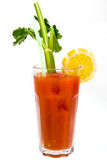 cocktail sanglant Mary images libres de droits