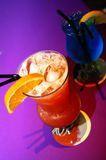 Cocktail savoureux Photographie stock