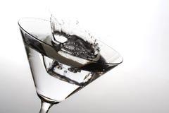 Cocktail splash Stock Photography