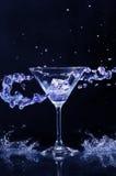Cocktail Splash Royalty Free Stock Photo