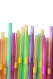 Cocktail sticks isolated Royalty Free Stock Photo