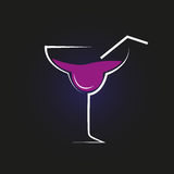 Cocktail summer party Royalty Free Stock Image