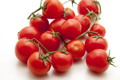 Cocktail Tomatoes Stock Image