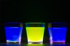 Cocktail tre Immagine Stock